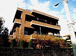 プラセール上青木[105号室]の外観