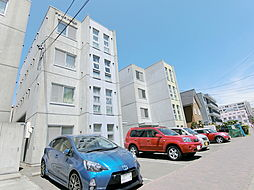 フォレスト新札幌[3階]の外観