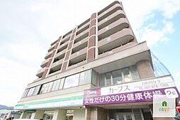 香川県高松市国分寺町新居の賃貸マンションの外観