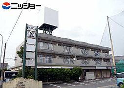 パレス蟹江[2階]の外観