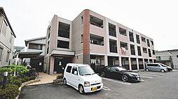 大阪府堺市南区豊田の賃貸アパートの外観