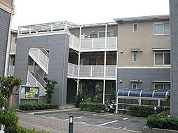 フィルコート東羽倉崎[2階]の外観