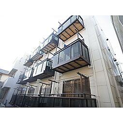 静岡県静岡市清水区追分3丁目の賃貸マンションの外観