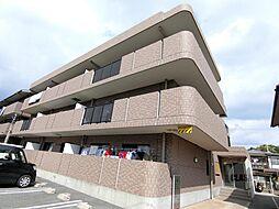 大阪府茨木市上野町の賃貸マンションの外観