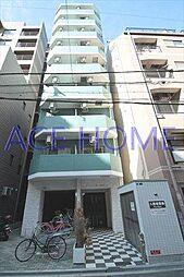 クレシア東心斎橋[802号室号室]の外観