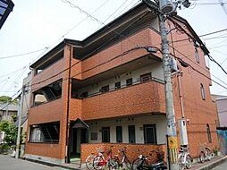 アルファコート茨木[2階]の外観