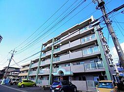 埼玉県ふじみ野市市沢1丁目の賃貸マンションの外観