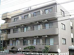 東京都国分寺市本多2丁目の賃貸マンションの外観