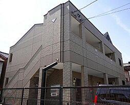 愛知県名古屋市瑞穂区彌富通5の賃貸マンションの外観