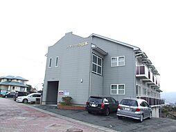 リバティハウス山本[201号室]の外観