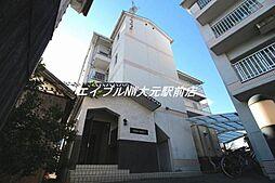 コスモクィーン矢坂I[3階]の外観
