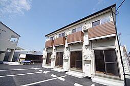 JR日光線 鶴田駅 徒歩5分の賃貸アパート