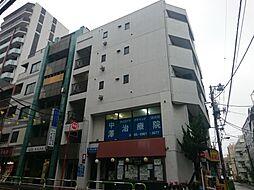 第2霜勘ビル[4階]の外観