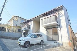 広島県広島市安芸区矢野西3丁目の賃貸アパートの外観