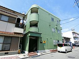 大阪府藤井寺市沢田1丁目の賃貸マンションの外観