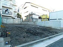 新宿区早稲田鶴巻町 建築条件なし土地