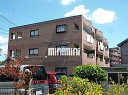 愛知県名古屋市中川区中郷5の賃貸マンションの外観
