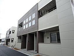 サンライズ M[1階]の外観