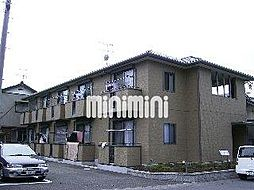 静岡県静岡市清水区草薙1丁目の賃貸アパートの外観