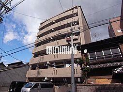 サンシティ栄生[3階]の外観