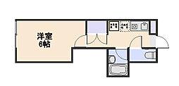 アドバンス田無[2階]の間取り