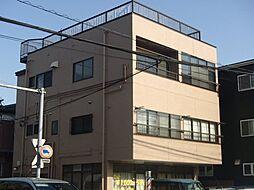 直ビル[3階]の外観