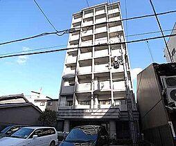 京都府京都市下京区納屋町の賃貸マンションの外観