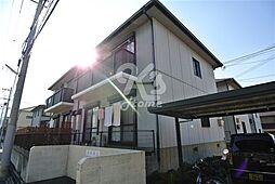 兵庫県神戸市須磨区多井畑南町の賃貸アパートの外観