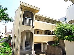 兵庫県神戸市灘区高尾通3丁目の賃貸マンションの外観