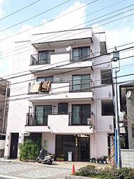 神奈川県横浜市神奈川区神大寺4丁目の賃貸マンションの外観