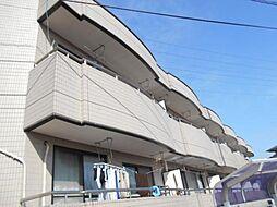 埼玉県和光市下新倉4丁目の賃貸マンションの外観