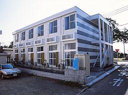神奈川県横浜市瀬谷区中央の賃貸アパートの外観