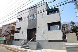 千葉県柏市つくしが丘5の賃貸アパートの外観