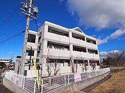 岐阜県加茂郡坂祝町酒倉の賃貸マンションの外観