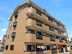 大阪府堺市東区日置荘原寺町の賃貸マンションの外観