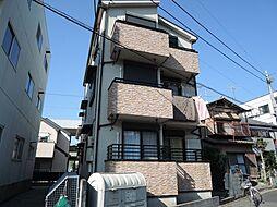 ヒューマンパレス新松戸I[3階]の外観