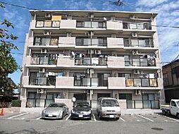 福岡県北九州市八幡西区本城東6丁目の賃貸マンションの外観
