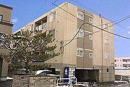 グランメール214[4階]の外観