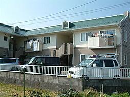 広島県廿日市市平良1丁目の賃貸アパートの外観