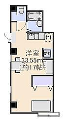 プロスパープラザ[2階]の間取り