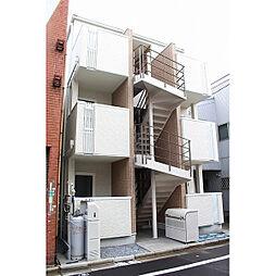 ポルト・ボヌール綾瀬[102号室]の外観
