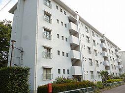 府中日鋼団地8号棟[4階]の外観