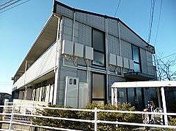 岡山県岡山市南区郡の賃貸アパートの外観