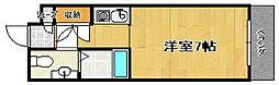 ベルデ忍ヶ丘[3階]の間取り