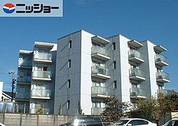 レジデンスカサブランカ[2階]の外観