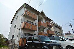 愛知県名古屋市守山区脇田町の賃貸マンションの外観