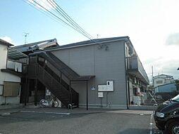 フジパレス下池田パセオ[201号室]の外観
