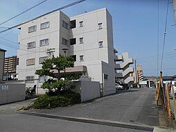 久保山コーポ[402号室]の外観