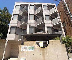 京都府京都市東山区渋谷通東大路東入上馬町の賃貸マンションの外観