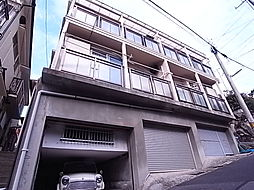 橋本文化[3階]の外観